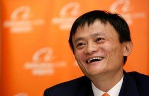 Jack Ma, entrepreneur chinois qui possède aliexpress et alibaba